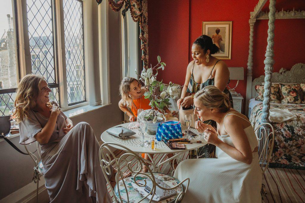 When Charlie Met Hannah - Miskin Manor Wedding-9