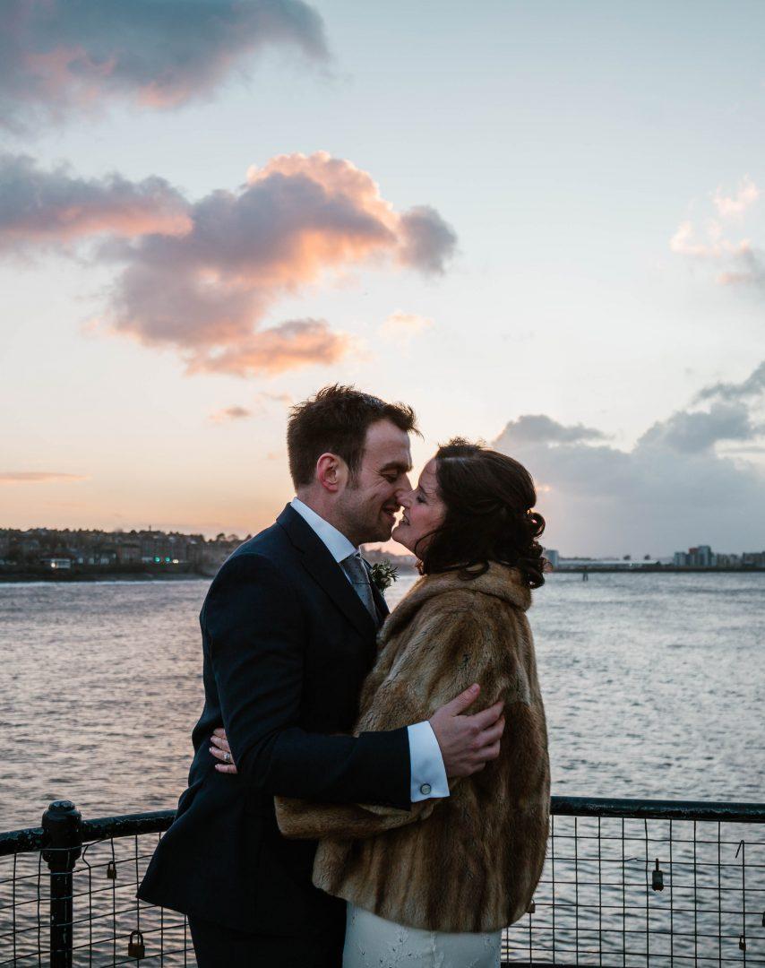 When Charlie Met Hannah Edinburgh Wedding