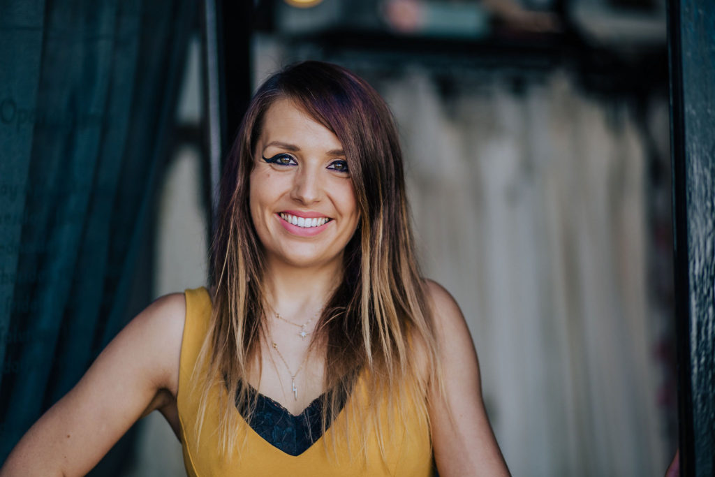 Rachel Burgess Bridal Boutique - When Charlie Met Hannah Creative Branding